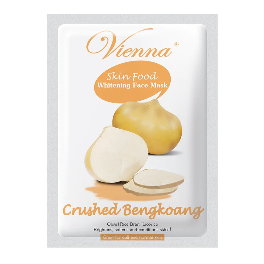 Vienna FACIAL MASK CRUSHED BENGKOANG
