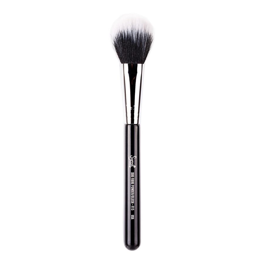 Sigma Beauty F15 - Duo Fibre Powder/Blush Brush