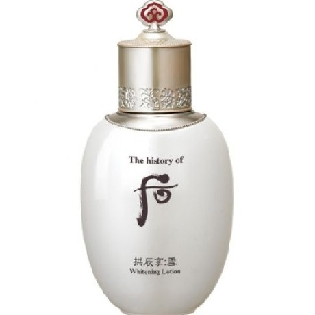 The History of Whoo Whitening Lotion