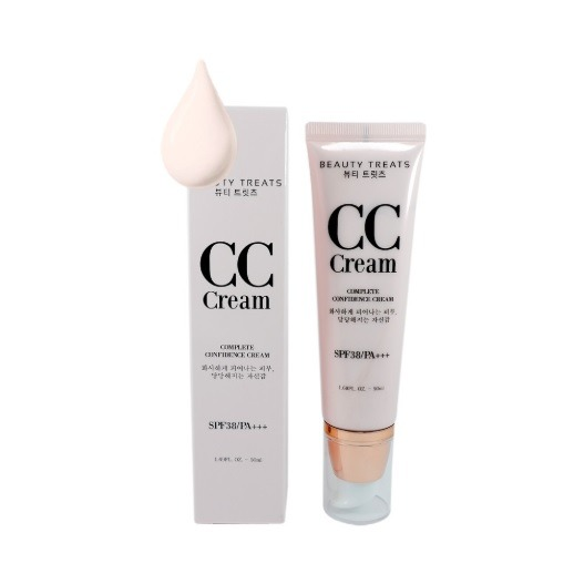 Beauty Treats CC Cream