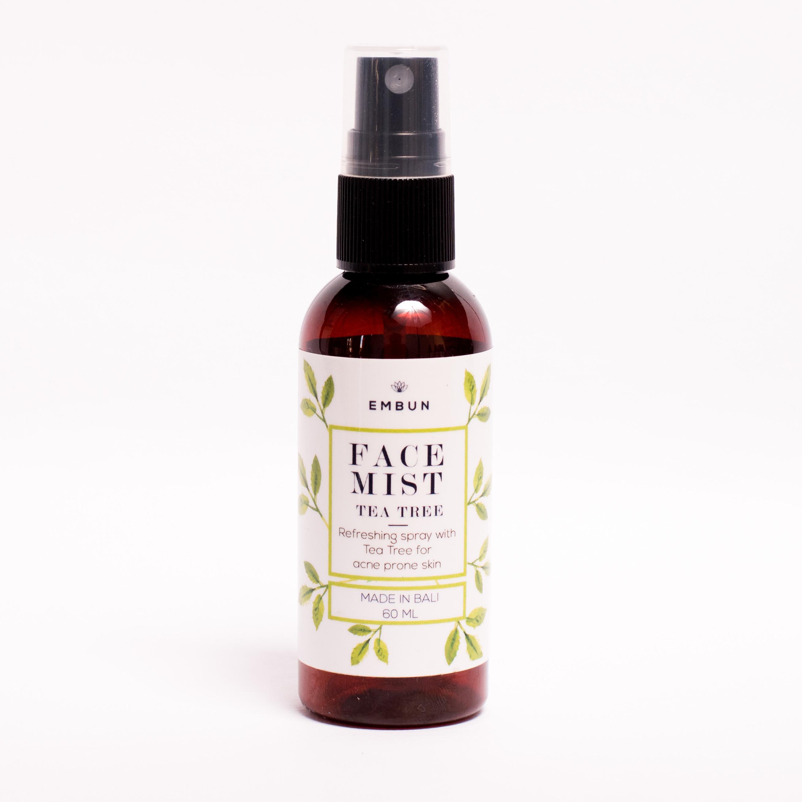 Embun Face Mist Anti-Acne Tea Tree