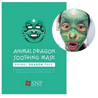SNP Animal Dragon Wrinkle Mask