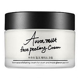 Tiam Aura Milk Face Peeling Cream