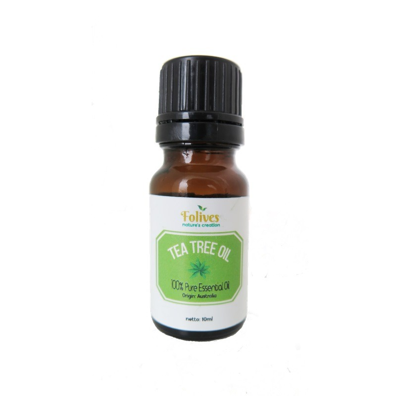 Folives Nature's Creation Tea Tree Essential Oil 100% Pure Essential Oil