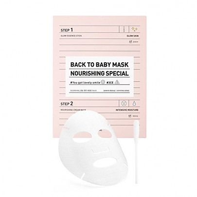 3CE Back To Baby Mask