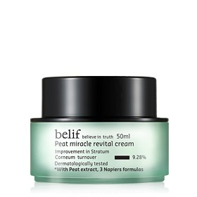Belif Peat Miracle Revital Cream