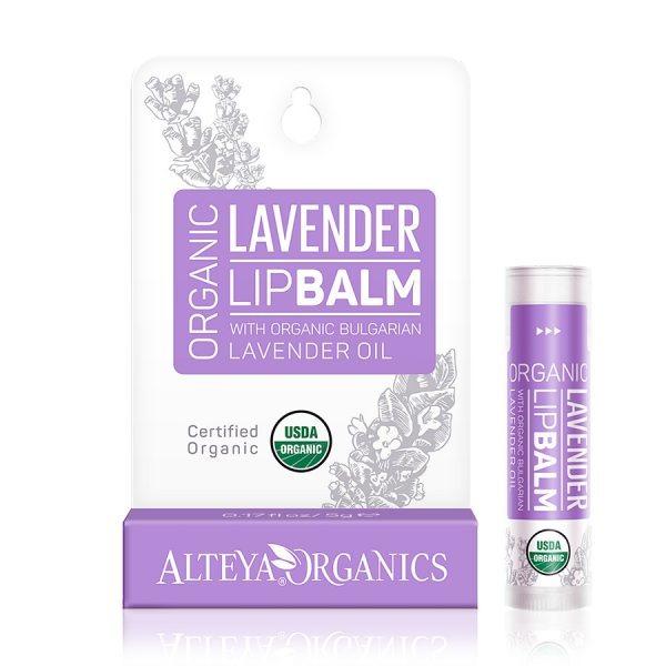 ALTEYA ORGANICS Lavender Lip Balm