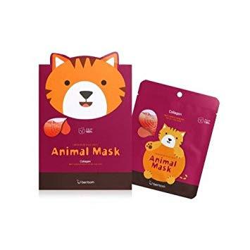 Berrisom Animal Mask - Cat Collagen Extract