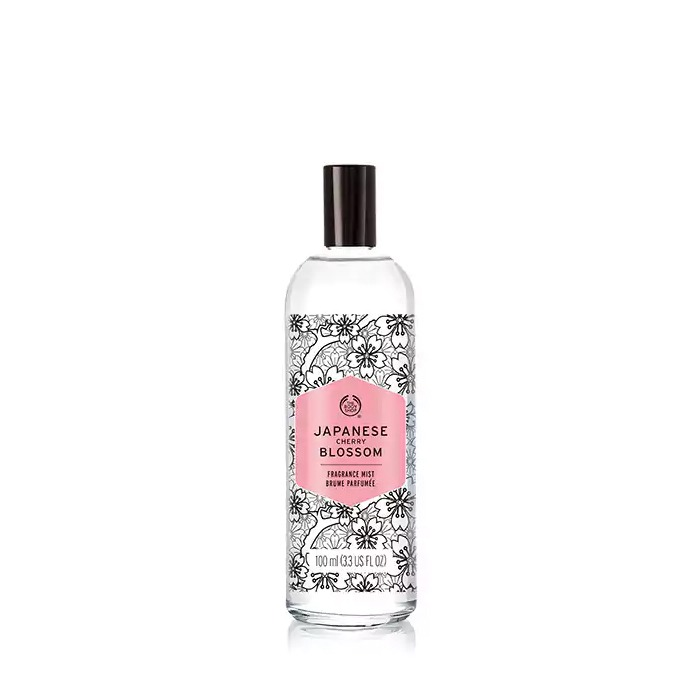 The Body Shop Japanese Cherry Blossom Fragrance Mist