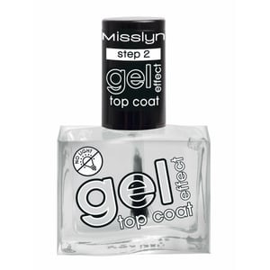 Misslyn Nail Gel Effect Top Coat