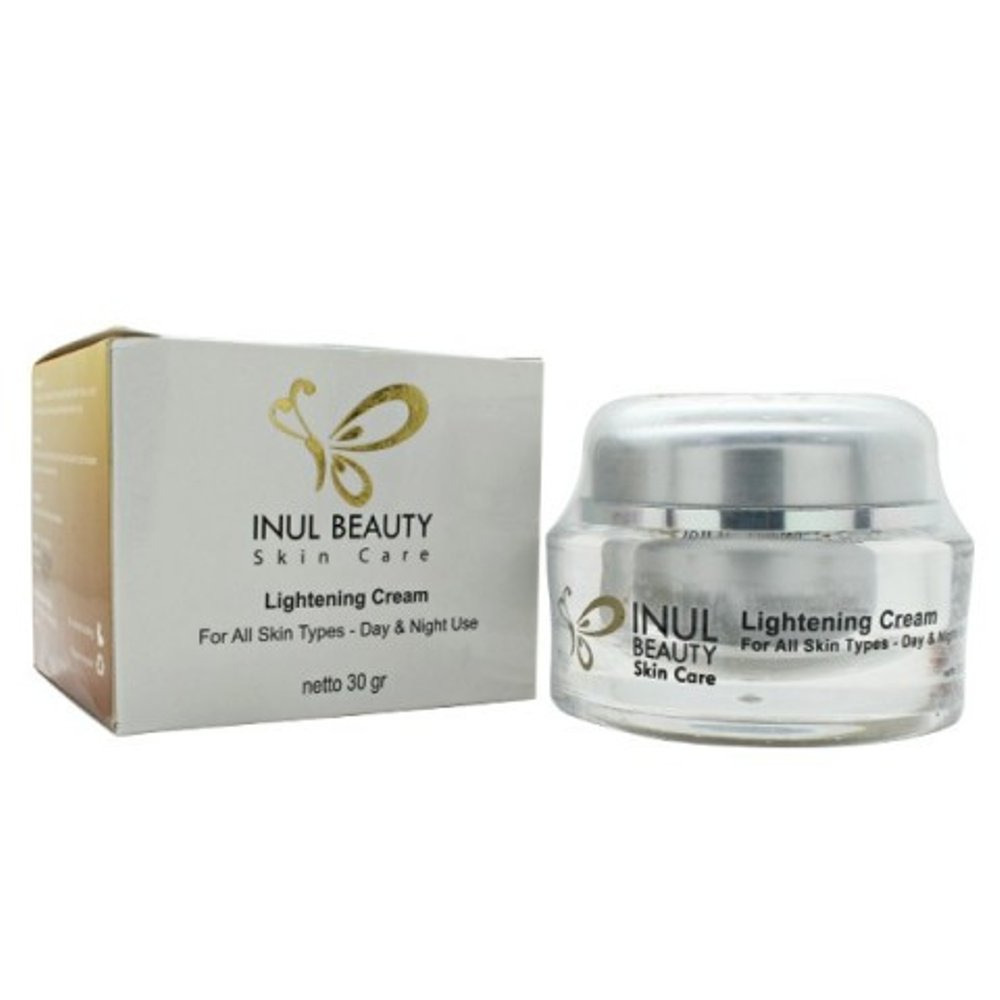 Inul Beauty Lightening Cream