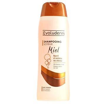 Evoluderm Silky Honey Shampoo