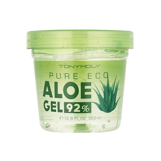 TONYMOLY Pure Eco Aloe Gel 92%