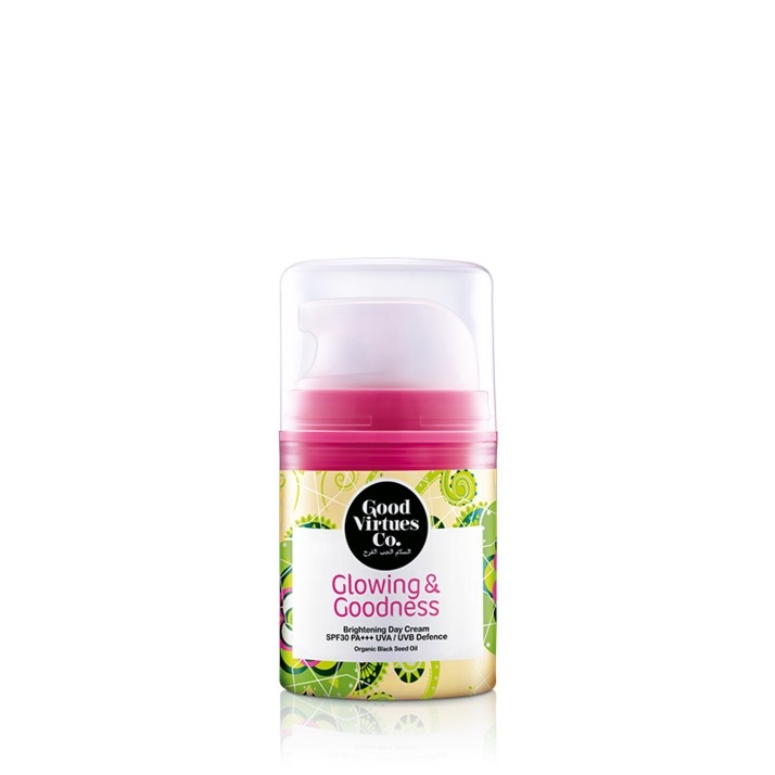Good Virtues Co. Brightening Day Cream