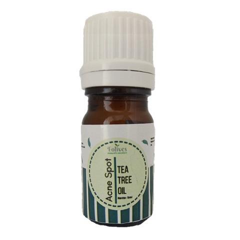Folives Nature's Creation Acne Spot Tea Tree Oil