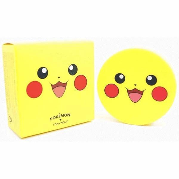 TONYMOLY Pokemon Pikachu Mini Cushion Blusher
