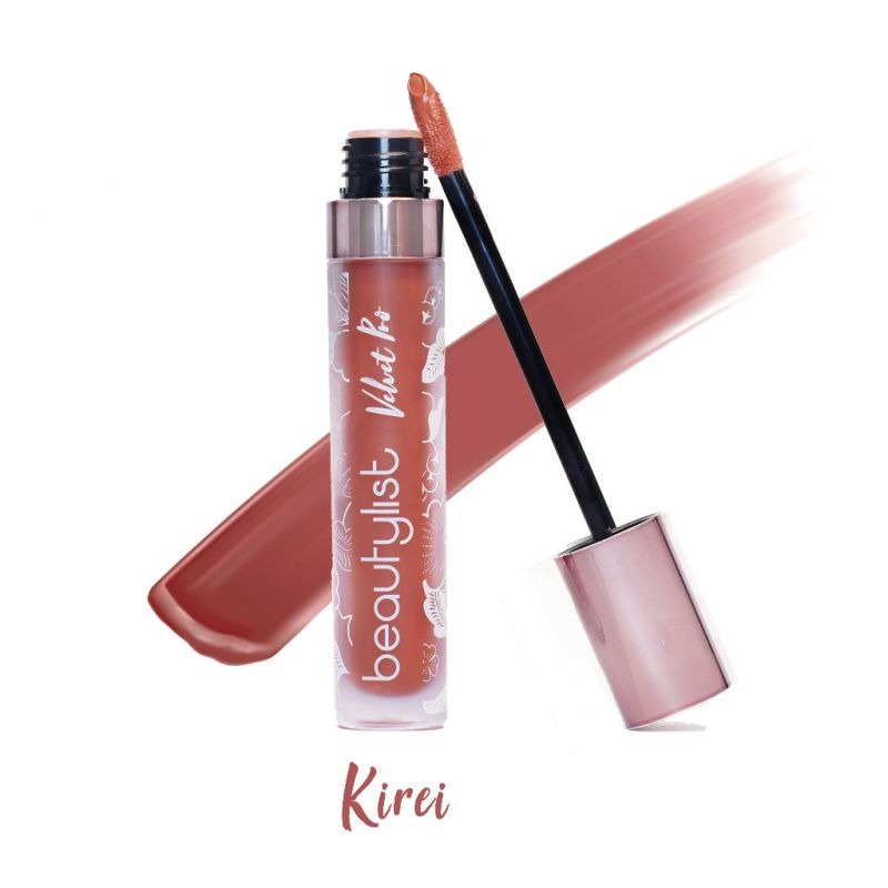 Beauty List VELVET PRO - KIREI (Warm Rose)