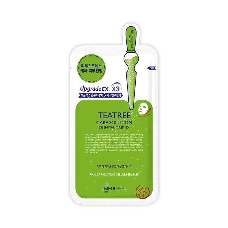 Mediheal Teatree Care Solution Essential Mask EX