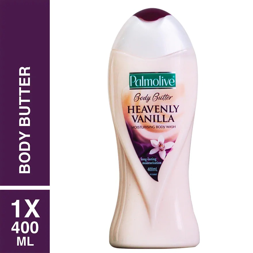 PALMOLIVE Body Wash Heavenly Vanila