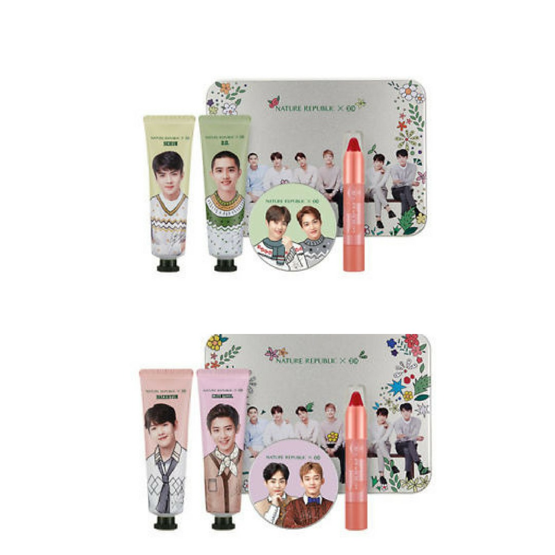 Nature Republic Nature Republic X EXO - Moisture Special Collection