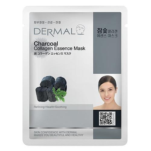 Dermal COLLAGEN ESSENCE MASK - CHARCOAL