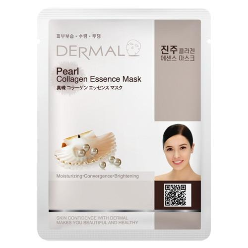 Dermal COLLAGEN ESSENCE MASK - PEARL