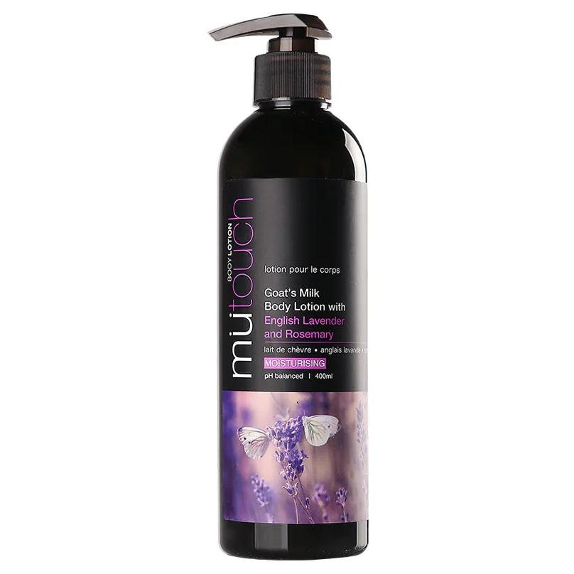 Mütouch Body Lotin Lavender Pump