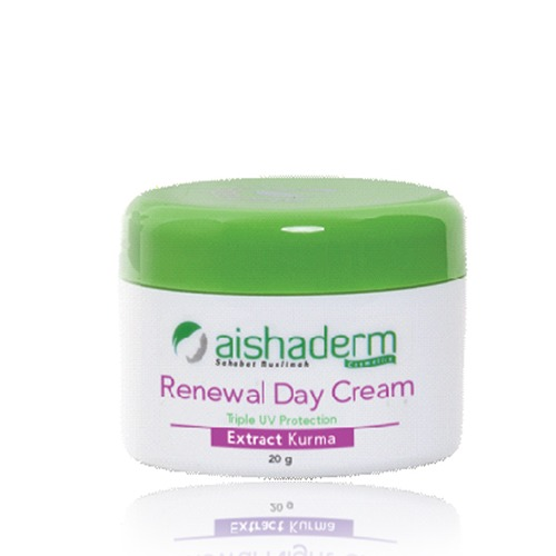 AISHADERM AISHADERM Renewal Day Cream