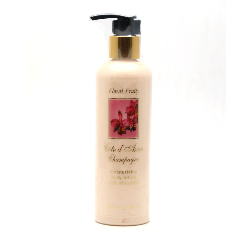 Champagne Body Lotion Floral Fruity