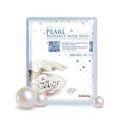 Elishacoy Pearl Radiance Mask Sheet