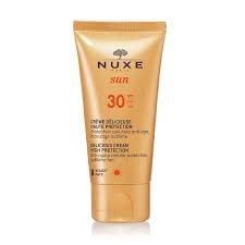 Nuxe Delicious Cream High Protection for Face SPF 30 NUXE Sun
