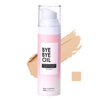 Beautymaker Oil Free Long Lasting Liquid Foundation Ivory