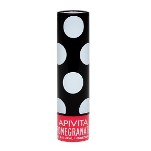 Apivita Lip Care with Pomegranate