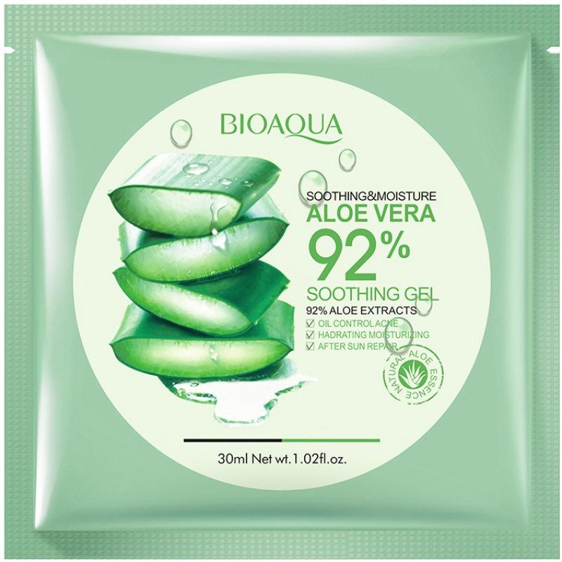 Bioaqua Aloe Vera 92% Soothing Gell Sheet Mask