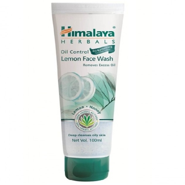Himalaya Oil Control Lemon Face Wash