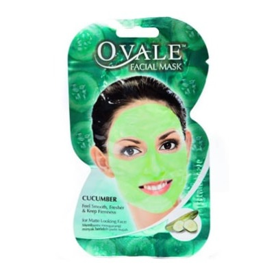 Ovale Facial Mask Cucumber