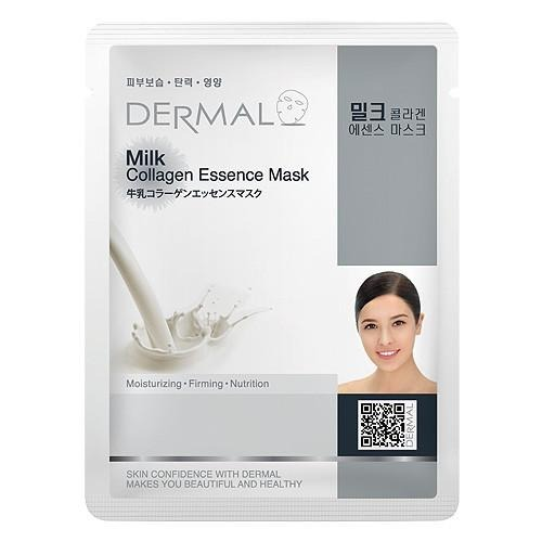 Dermal COLLAGEN ESSENCE MASK - MILK