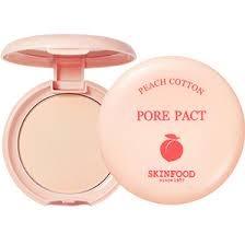 SKINFOOD Peach Sake Pore Pact