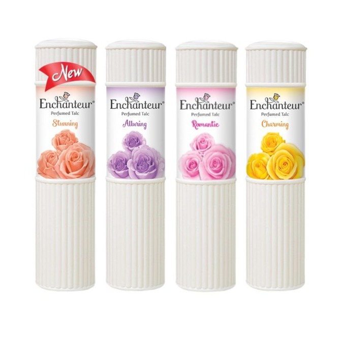 Enchanteur Perfumed Talc