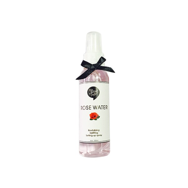 Bodytalk Handmade Natural Rose Water Spray Wajah