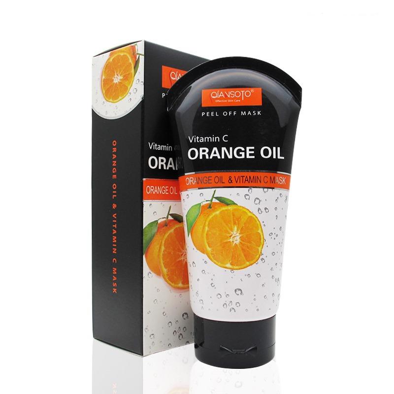 Qiansoto Orange Oil & Vitamin C Mask