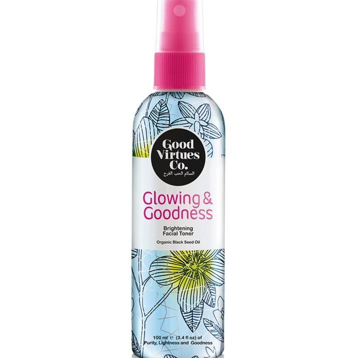 Good Virtues Co. Brightening Facial Toner