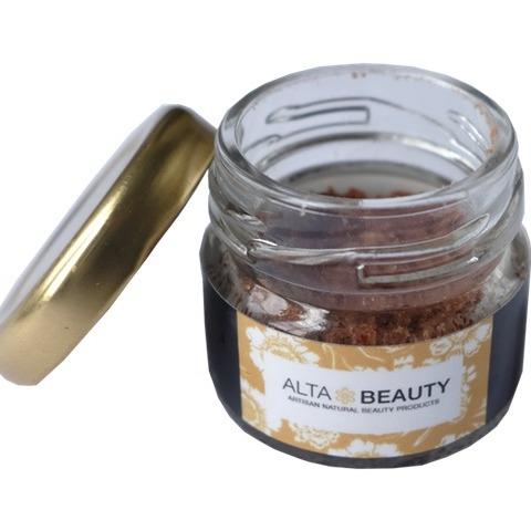 Alta Beauty Choco Lip Scrub