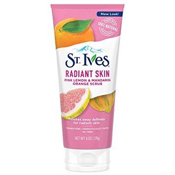 St.Ives Radiant Skin Pink Lemon & Mandarin Orange Face Scrub