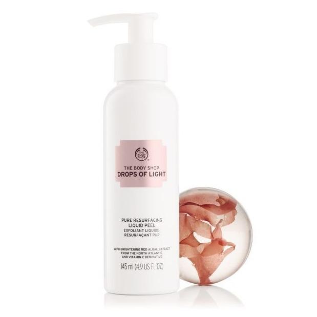 The Body Shop Drops Of Light Pure Resurfacing Liquid Peel