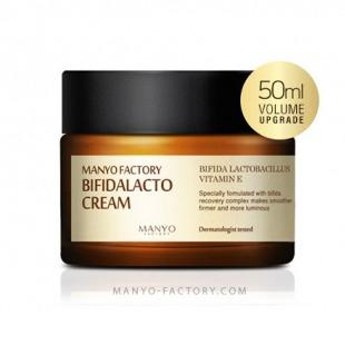 Manyo Factory Bifidalacto Cream with Vitamin E - Total Care Cream