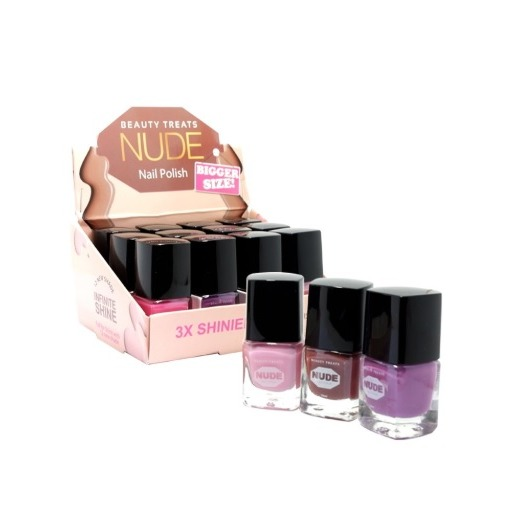 Beauty Treats Nude Nail Polish