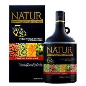 Natur Olive Oil & Vitamin E Shampoo