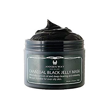 Annies Way Charcoal Black Jelly Mask