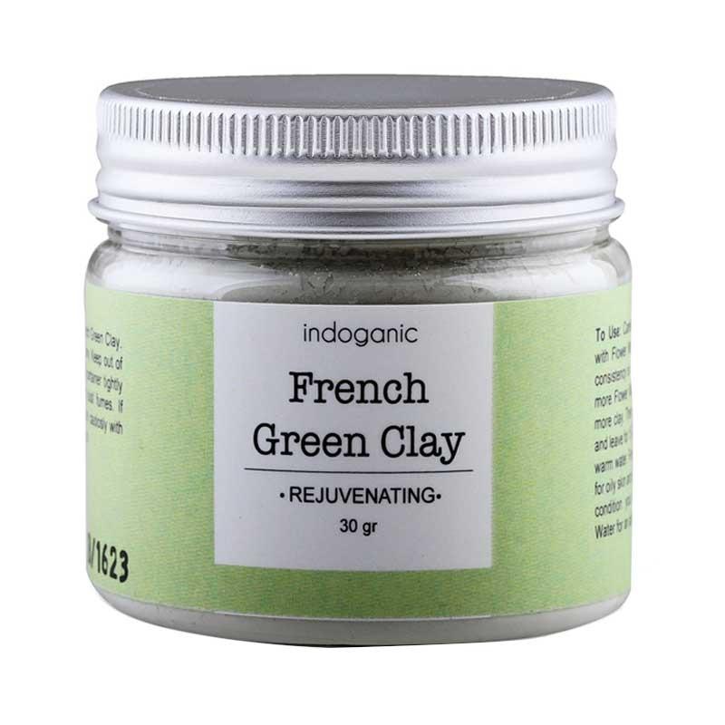 Indoganic French Green Clay